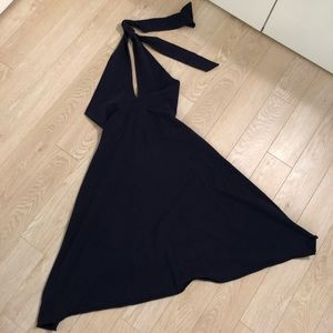 American Apparel Jersey Tie Dress Multiwear